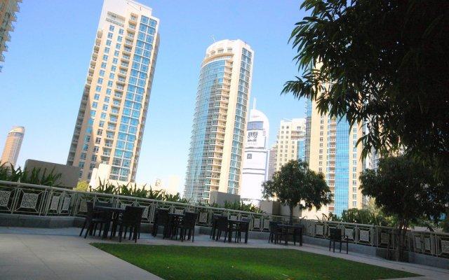 Отель Kennedy Towers - 29 Boulevard вид на фасад