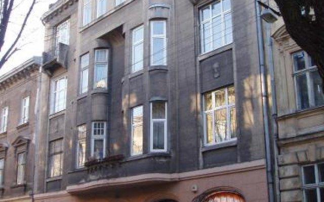 Kava Hostel Львов вид на фасад