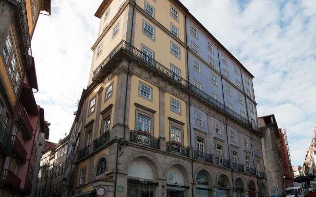 Ribeira do Porto Hotel вид на фасад