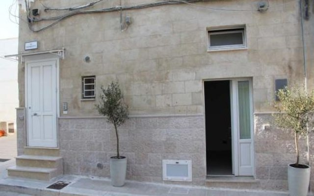 Отель La Papagna Dimora Storica Кастелланета вид на фасад