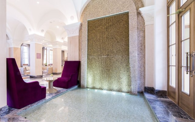 Отель Swissôtel Resort Sochi Kamelia Сочи интерьер отеля