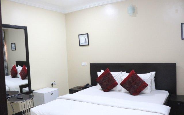 Отель Rosmohr Hotels комната для гостей