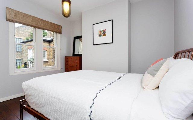Отель Veeve - Angel Delight Лондон комната для гостей