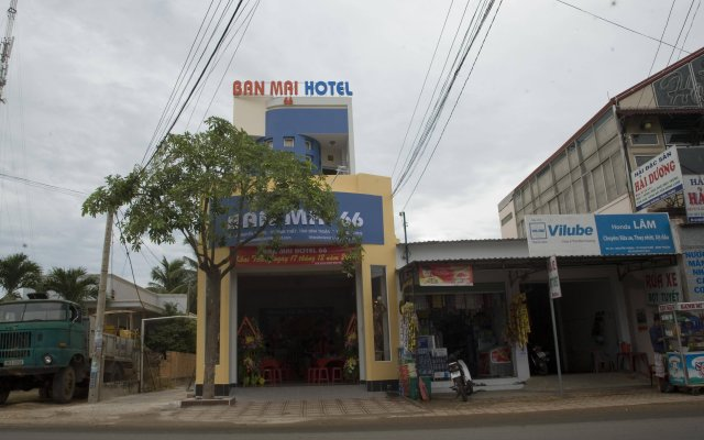 Ban Mai 66 Hotel вид на фасад
