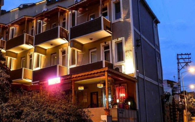 No Problem Pansiyon & Alkaya Турция, Чешмели - отзывы, цены и фото номеров - забронировать отель No Problem Pansiyon & Alkaya онлайн вид на фасад