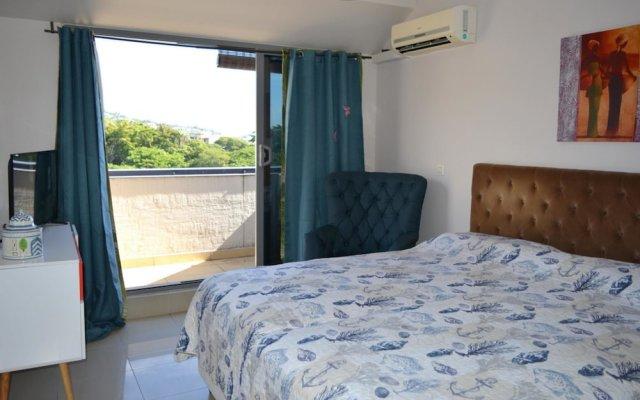 Апартаменты F2 Duplex Hanalei Apartment 1 комната для гостей