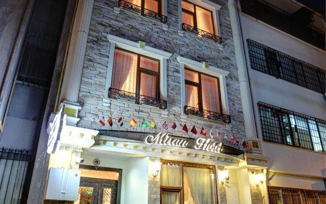 Miran Hotel вид на фасад