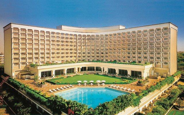 Отель Taj Palace, New Delhi Нью-Дели вид на фасад