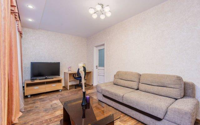 Апартаменты GM Apartment Krasnaya Presnya 9 комната для гостей