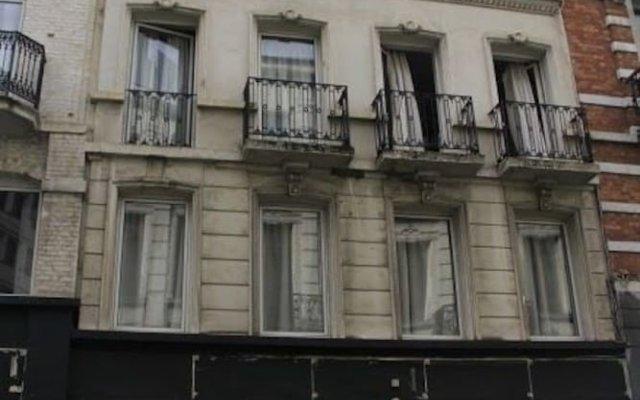 Отель Madou City Center Apartment Бельгия, Брюссель - отзывы, цены и фото номеров - забронировать отель Madou City Center Apartment онлайн вид на фасад