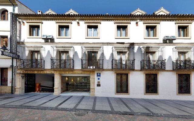 Отель Eurostars Conquistador вид на фасад