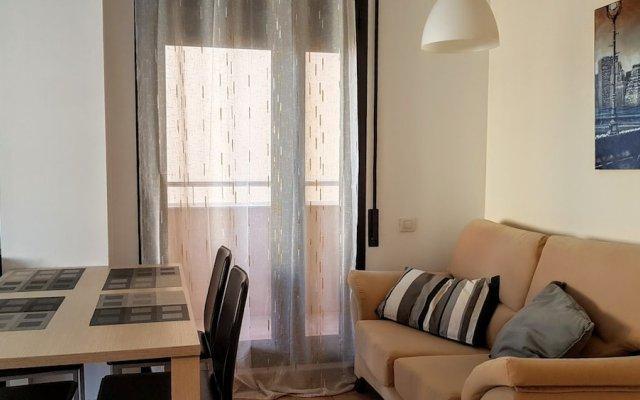 Отель Apartamento Irina Lloret Испания, Льорет-де-Мар - отзывы, цены и фото номеров - забронировать отель Apartamento Irina Lloret онлайн комната для гостей