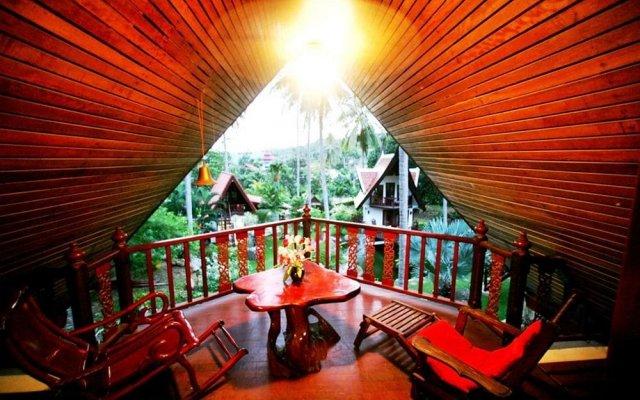 Отель Coco Palace Resort Пхукет вид на фасад
