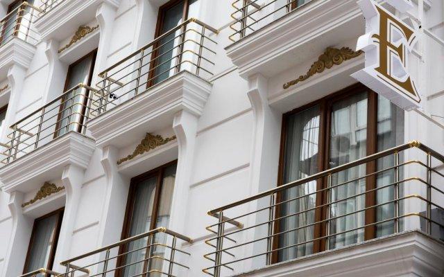 Bossuite Hotel Kadikoy Турция, Стамбул - отзывы, цены и фото номеров - забронировать отель Bossuite Hotel Kadikoy онлайн вид на фасад