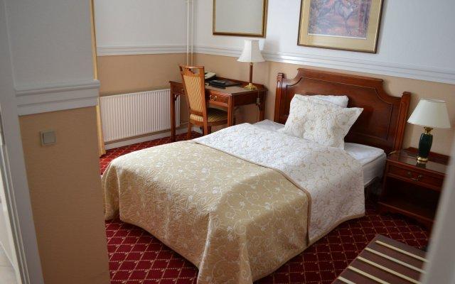 Milling Hotel Plaza Оденсе комната для гостей