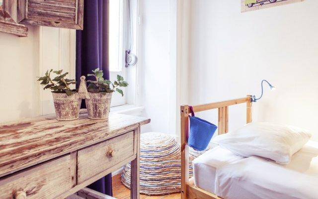 Lisbon Chillout Hostel Privates комната для гостей