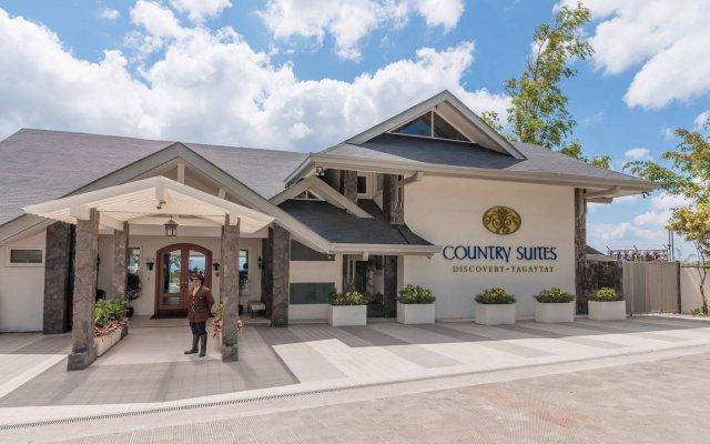 Отель Discovery Country Suites Филиппины, Тагайтай - отзывы, цены и фото номеров - забронировать отель Discovery Country Suites онлайн вид на фасад
