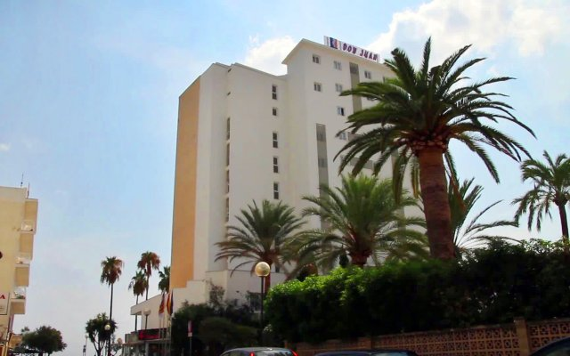 Hipotels Hotel Don Juan вид на фасад