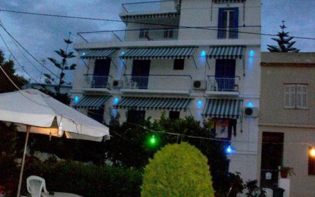 Отель Marmarinos Греция, Эгина - отзывы, цены и фото номеров - забронировать отель Marmarinos онлайн вид на фасад