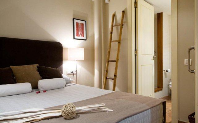 Отель Columbus Apartment Испания, Барселона - отзывы, цены и фото номеров - забронировать отель Columbus Apartment онлайн комната для гостей