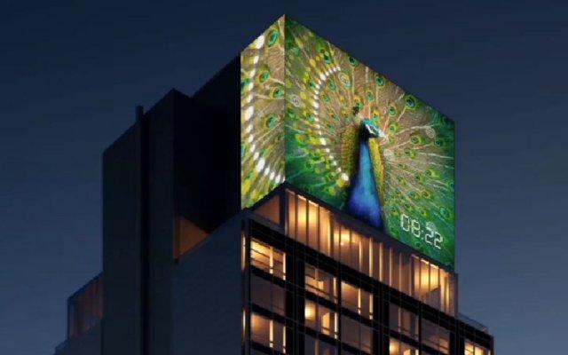 Renaissance New York Midtown Hotel вид на фасад