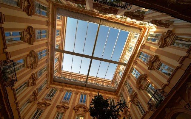 Отель Grand Hotel Piazza Borsa Италия, Палермо - отзывы, цены и фото номеров - забронировать отель Grand Hotel Piazza Borsa онлайн вид на фасад