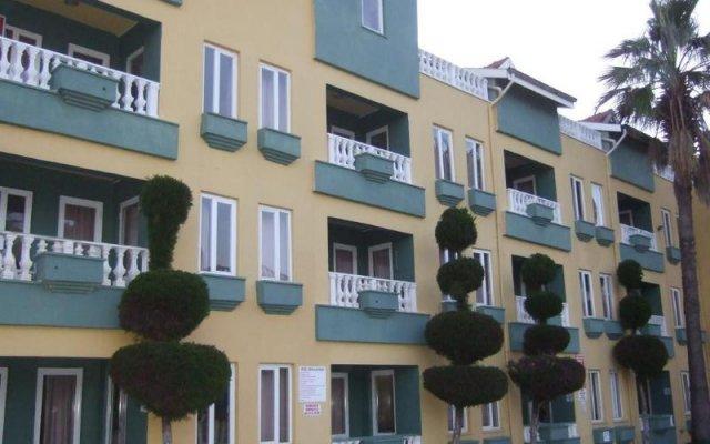 Club Sunset Apart Турция, Мармарис - 2 отзыва об отеле, цены и фото номеров - забронировать отель Club Sunset Apart онлайн вид на фасад