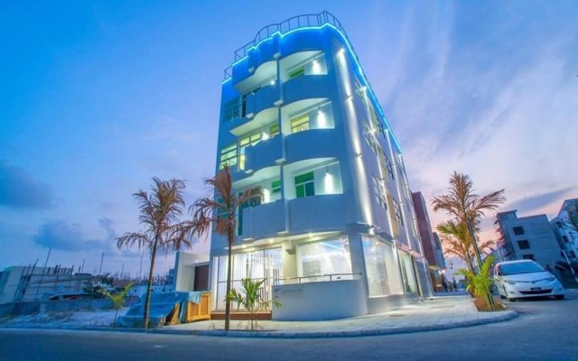 Airport Beach Hotel in North Male Atoll, Maldives from 207$, photos, reviews - zenhotels.com hotel front