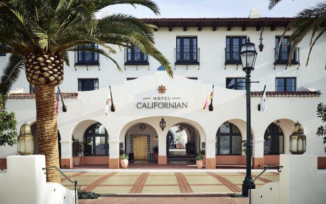 Hotel Californian вид на фасад