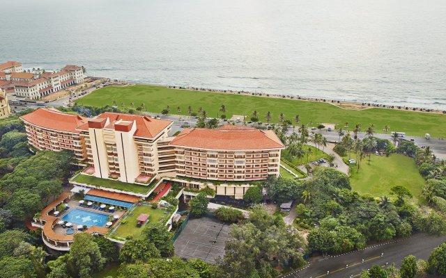 Отель Taj Samudra Hotel Шри-Ланка, Коломбо - отзывы, цены и фото номеров - забронировать отель Taj Samudra Hotel онлайн вид на фасад