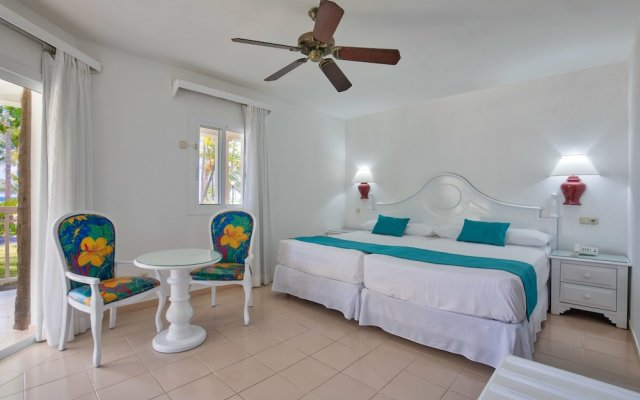 Отель Playabachata Resort - All Inclusive вид на фасад