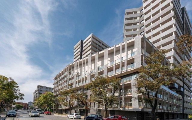 Отель RentPlanet - Apartament widokowy Atal вид на фасад