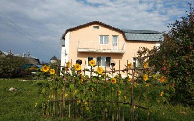Гостевой Дом в Ясной Поляне вид на фасад