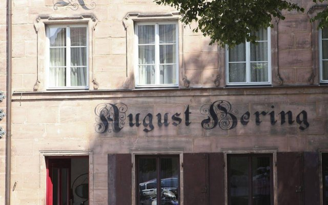 Hotel Hauser Boutique вид на фасад