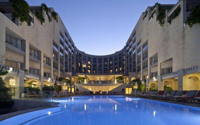 The David Citadel Hotel Израиль, Иерусалим - отзывы, цены и фото номеров - забронировать отель The David Citadel Hotel онлайн вид на фасад