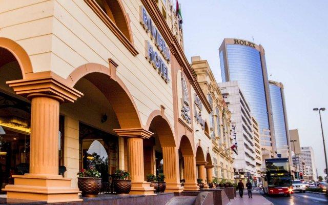 Hotel Riviera вид на фасад