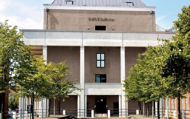Отель Best Western Torvehallerne вид на фасад