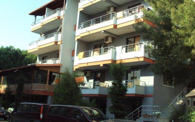 Отель Whispers Албания, Дуррес - отзывы, цены и фото номеров - забронировать отель Whispers онлайн вид на фасад