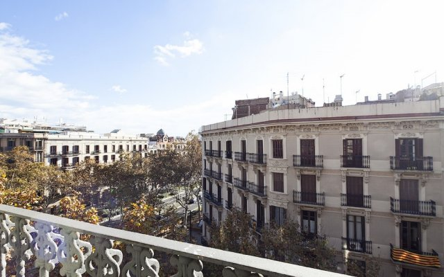Отель You Stylish Eixample Esquerra 3 Барселона