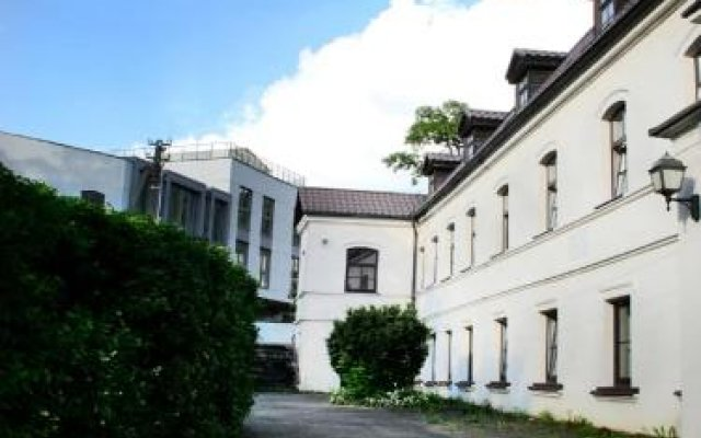 Hostel Filaretai вид на фасад
