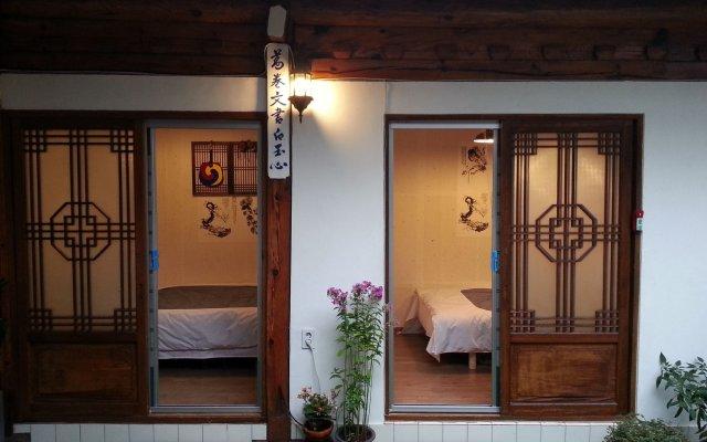 Отель PungGyeong, Korea Traditional House Южная Корея, Сеул - отзывы, цены и фото номеров - забронировать отель PungGyeong, Korea Traditional House онлайн вид на фасад