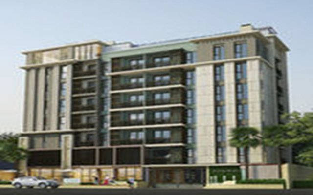 Hope Land Hotel Sukhumvit 8 вид на фасад