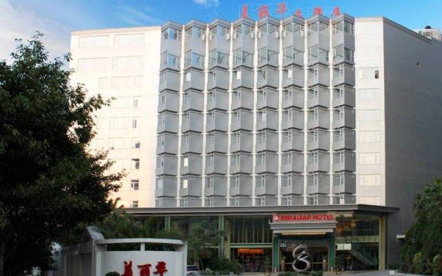 Отель Miramar Hotel - Xiamen Китай, Сямынь - отзывы, цены и фото номеров - забронировать отель Miramar Hotel - Xiamen онлайн вид на фасад