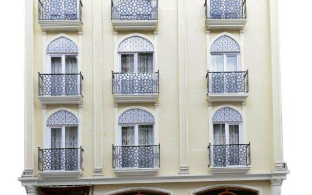 Muyan Suites Турция, Стамбул - 12 отзывов об отеле, цены и фото номеров - забронировать отель Muyan Suites онлайн вид на фасад