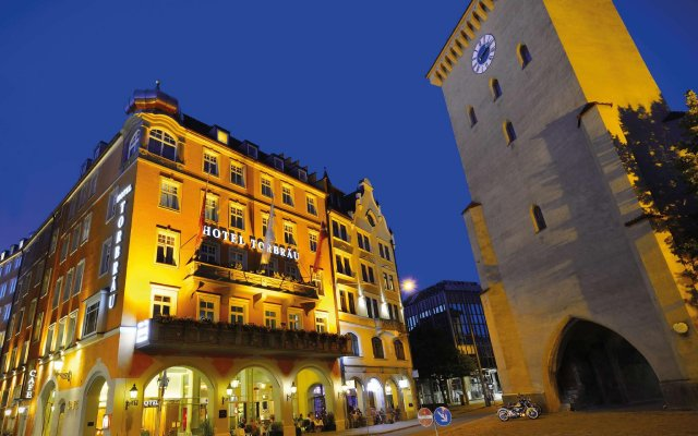 Hotel Torbrau вид на фасад