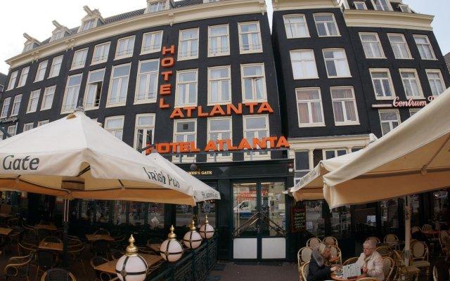 Отель Atlanta Нидерланды, Амстердам - 12 отзывов об отеле, цены и фото номеров - забронировать отель Atlanta онлайн вид на фасад