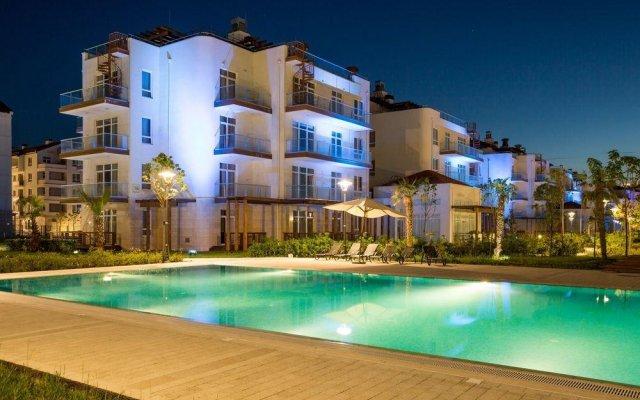 Гостиница Имеретинский в Сочи - забронировать гостиницу Имеретинский, цены и фото номеров вид на фасад