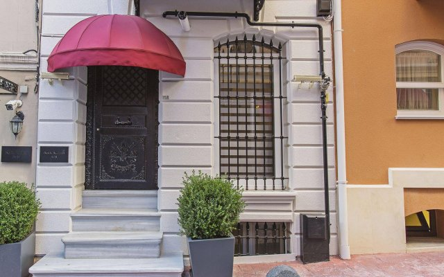 Meroddi Bagdatliyan Hotel Турция, Стамбул - 3 отзыва об отеле, цены и фото номеров - забронировать отель Meroddi Bagdatliyan Hotel онлайн вид на фасад