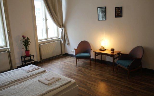 Отель Wienderland B&B Австрия, Вена - отзывы, цены и фото номеров - забронировать отель Wienderland B&B онлайн комната для гостей