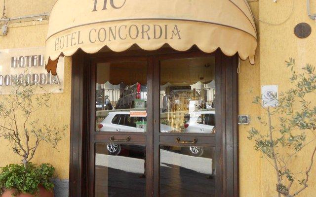 Отель Concordia Италия, Агридженто - отзывы, цены и фото номеров - забронировать отель Concordia онлайн вид на фасад